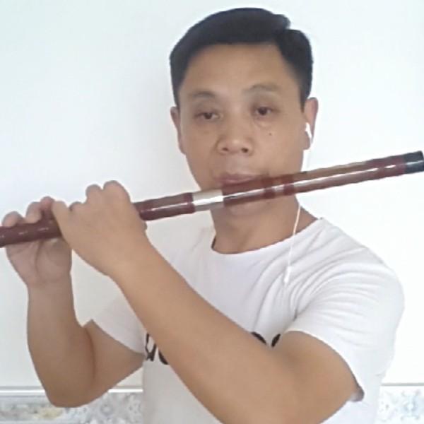 严若龙业余笛子