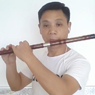 严若龙笛子独奏