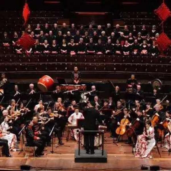 青岛市歌舞剧院民族乐团