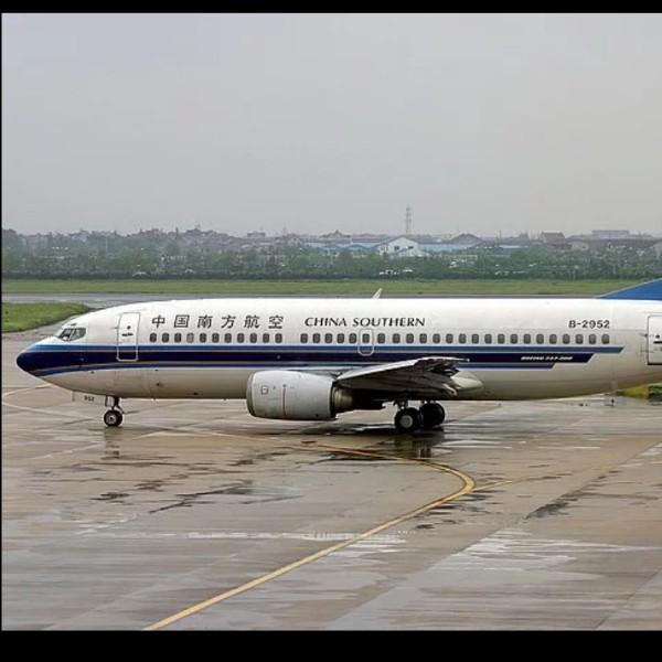 飞在南京的小飞机