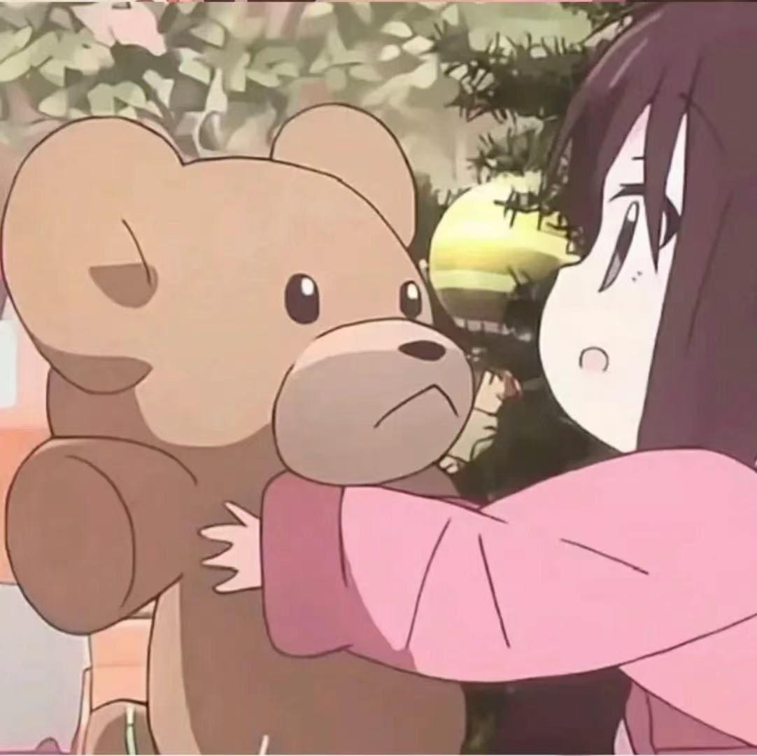 哈哈哈哈哈草莓熊