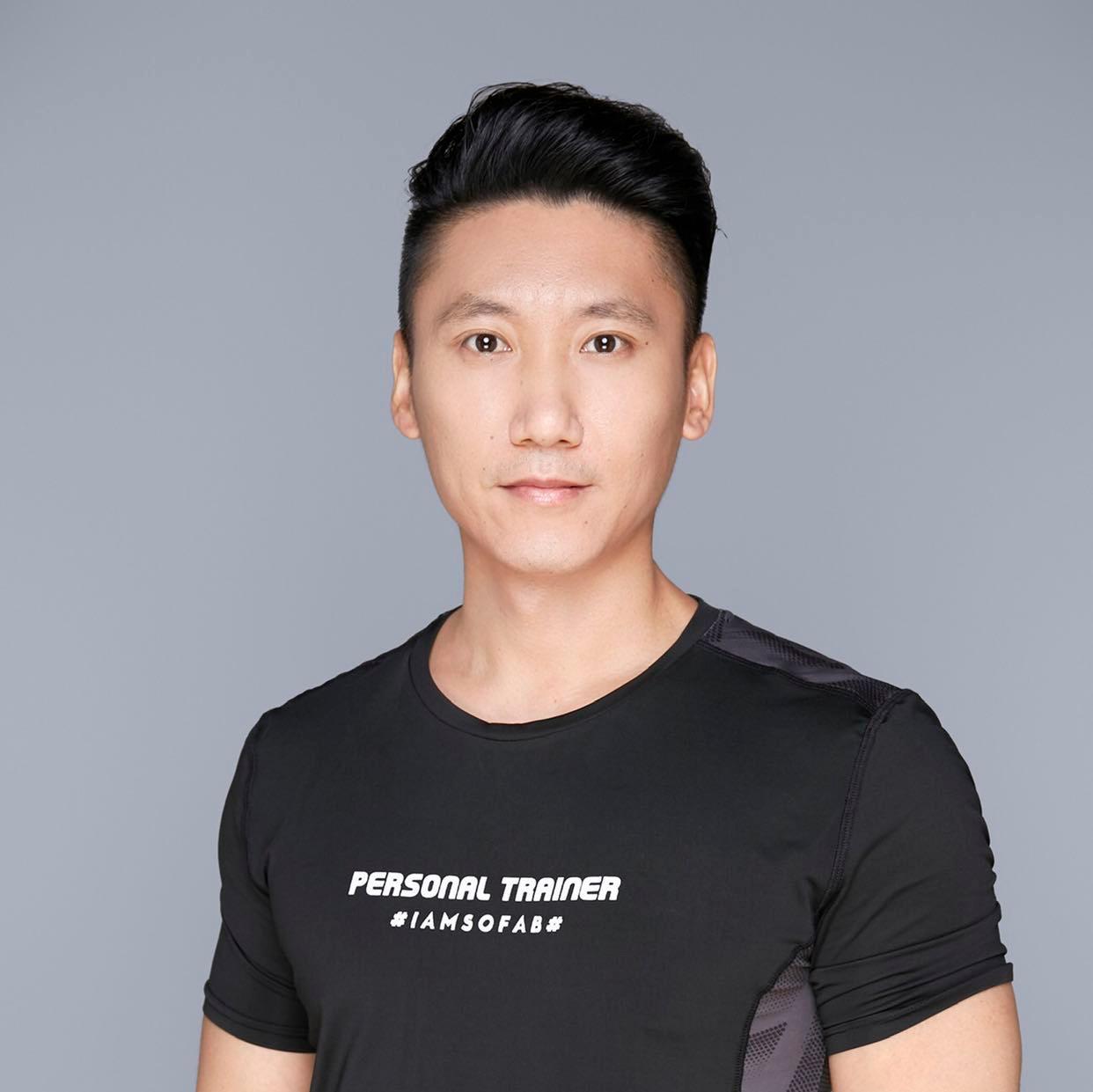 健身教练刘远