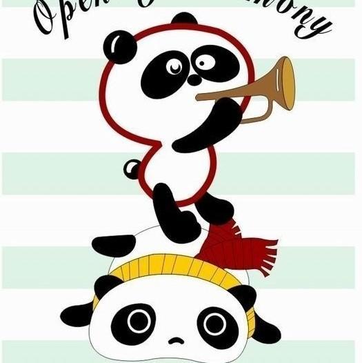 勤快的大熊貓