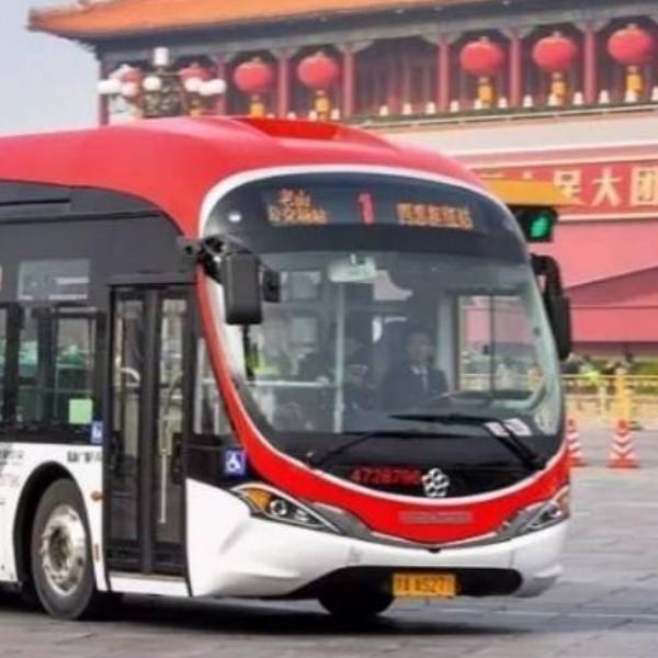 北京公共交通爱好者
