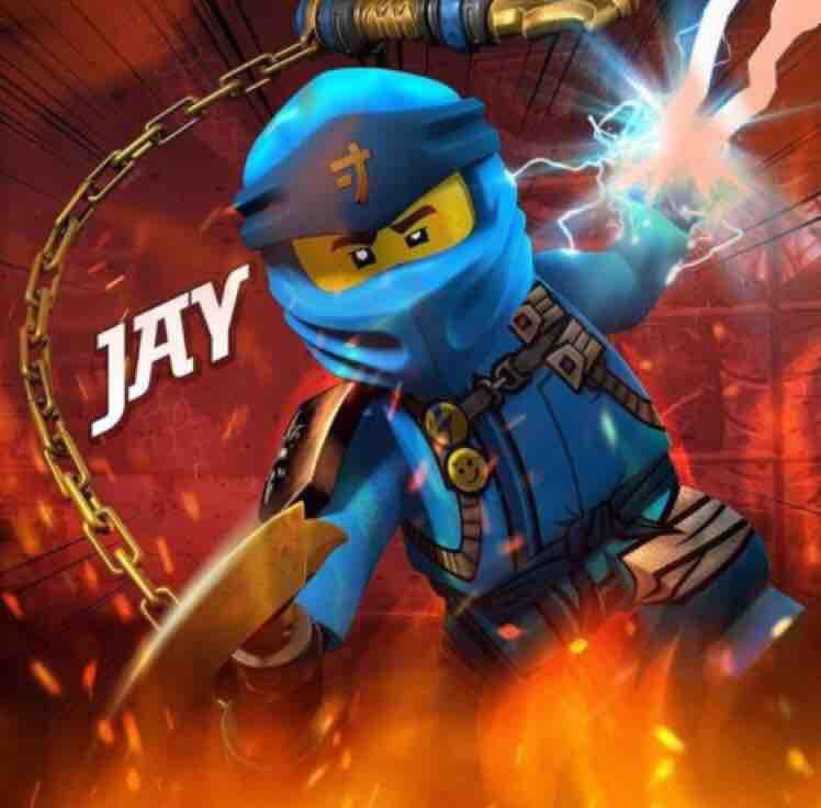 LEGO-杰