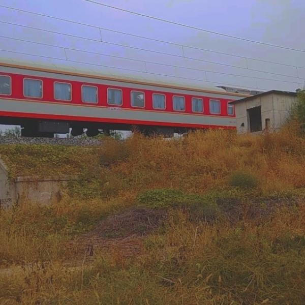 津霸线火车迷