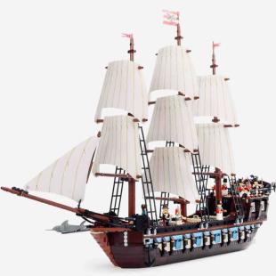 乐高帝国战舰