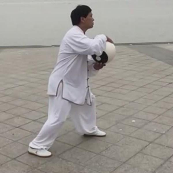 薛玉成太极拳老师演练