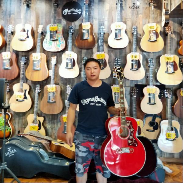 黑皮Guitar