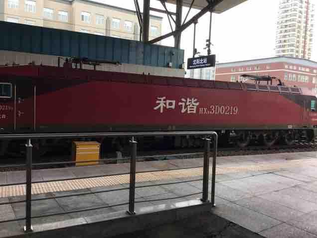 京沪高铁复兴号