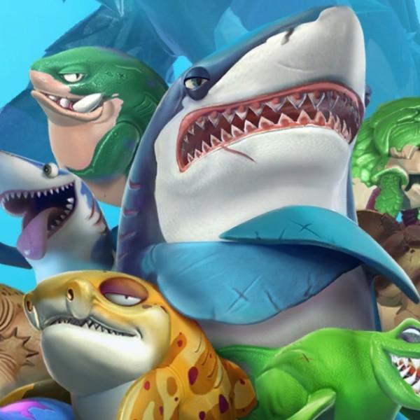 饥饿鲨英雄