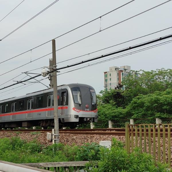 上海地铁辐射眼