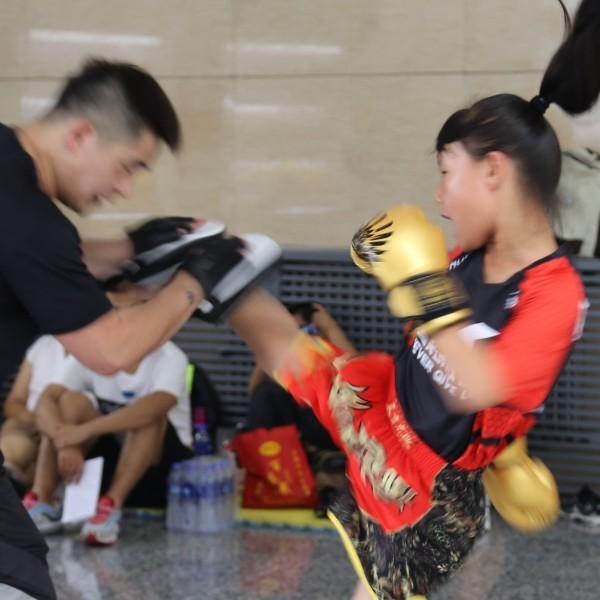 珲春搏击泰拳拳击俱乐部