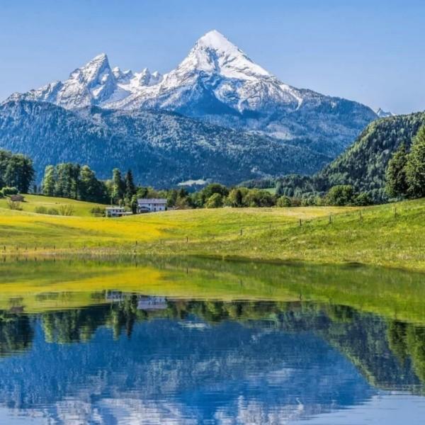 自然和风景