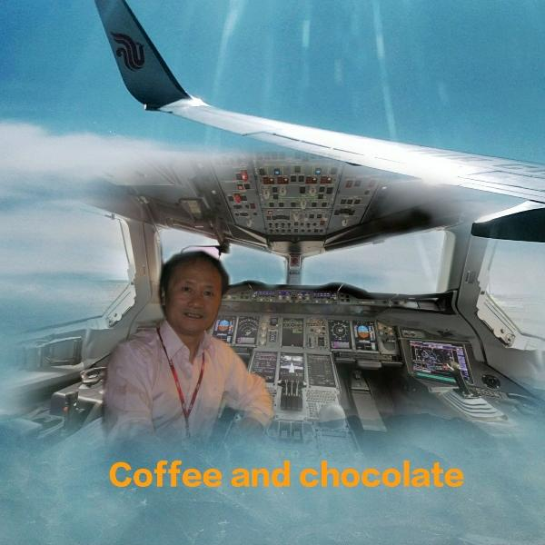 咖啡与巧克力CC