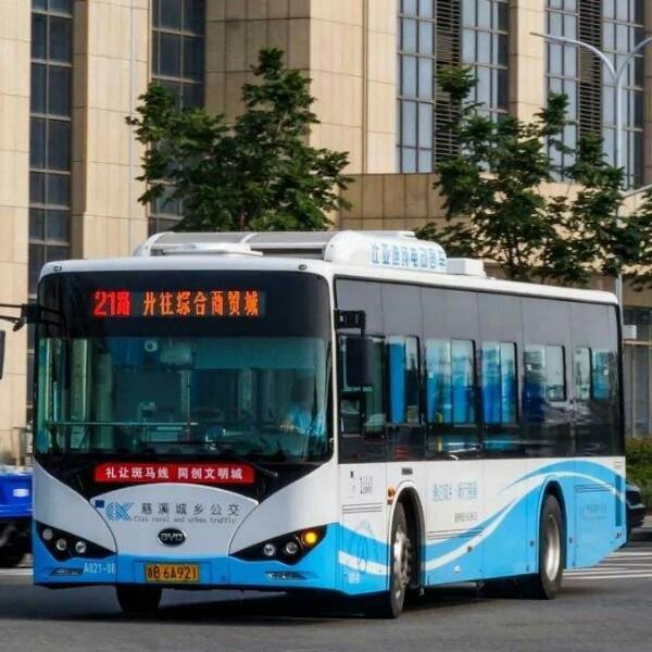 慈溪公交21路