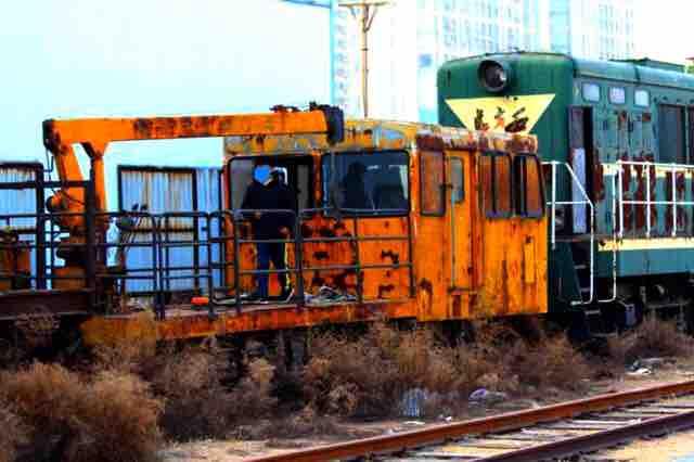 凌水铁路模型工作室