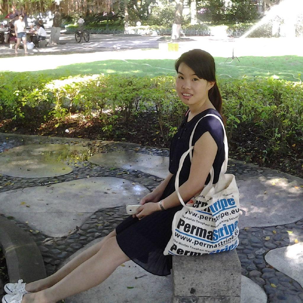 Miss施inAmoy