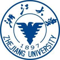 蓝色的浙江大学
