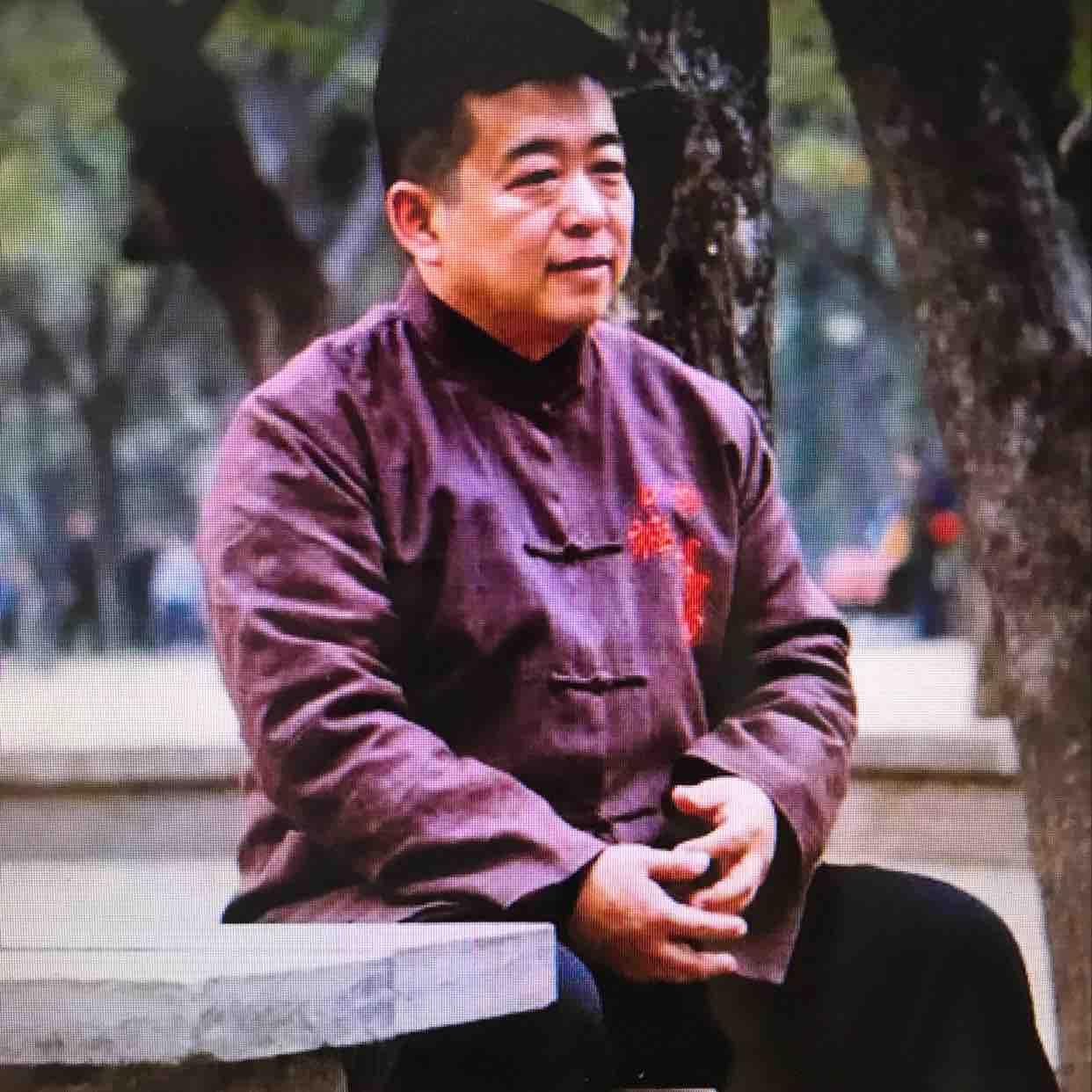 八极拳胡玉涛