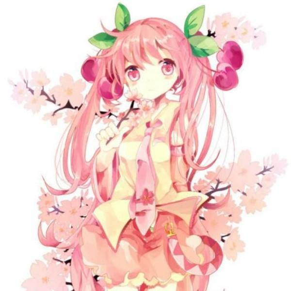 樱花季节的初音
