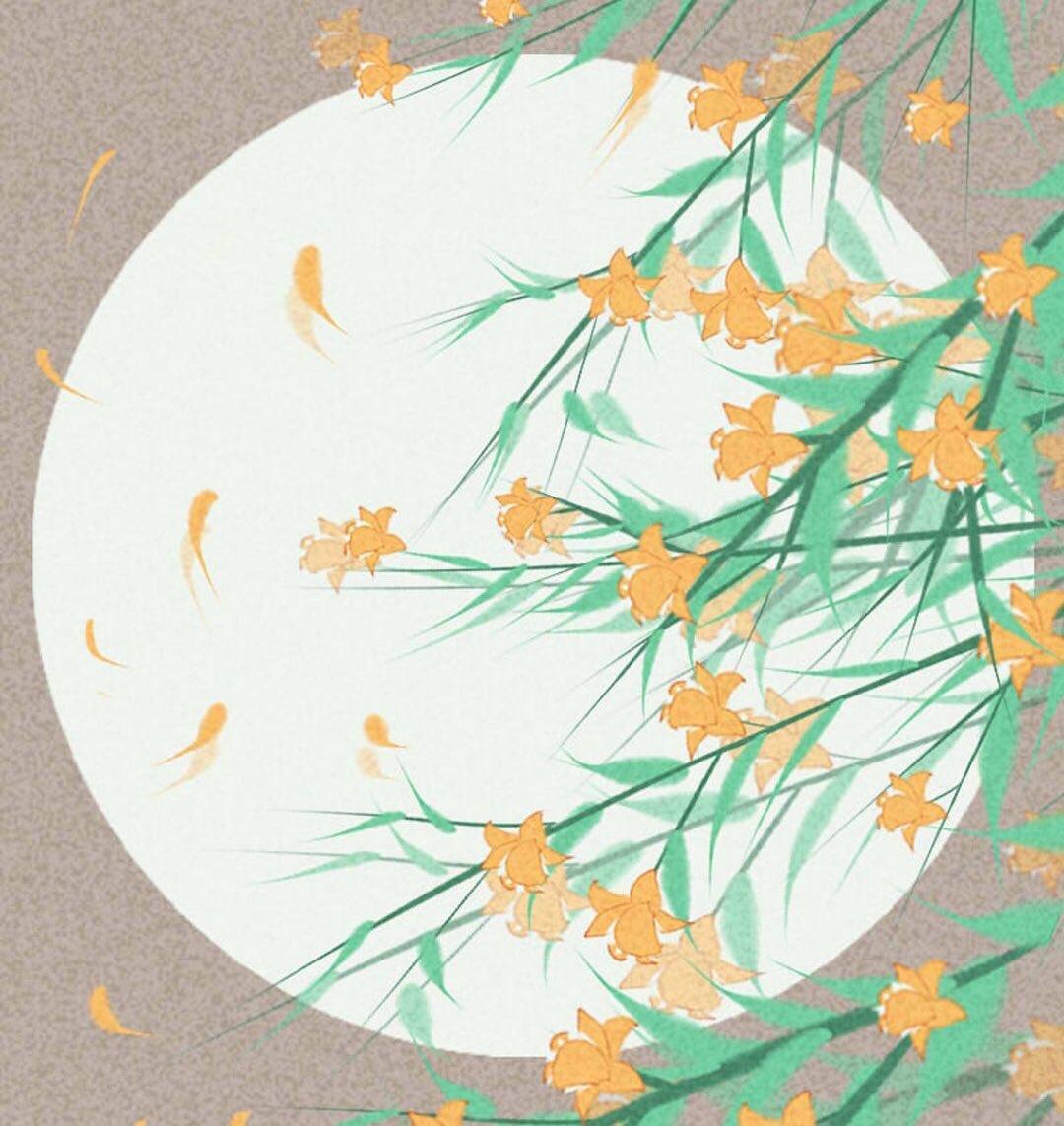 一叶之秋之银杏