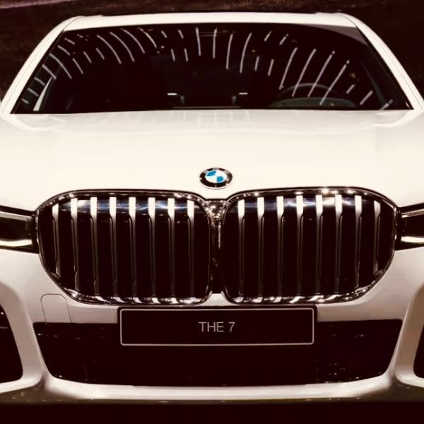 BMW韩玉成