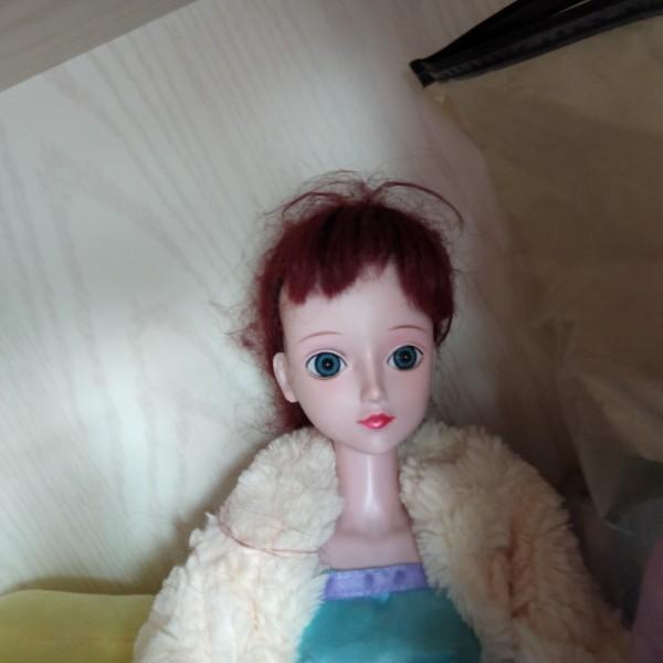 小佳和娃娃