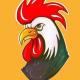 乌鸦和老撕鸡的粉丝