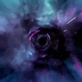 宇宙超时空隧道