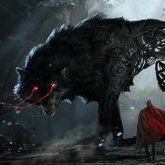 终级泰坦巨型狼芬里尔女王
