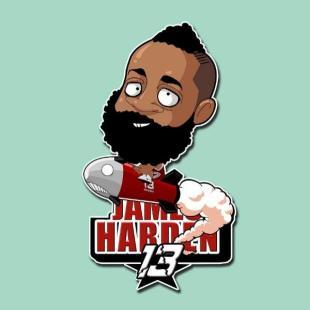 哈登Hd13