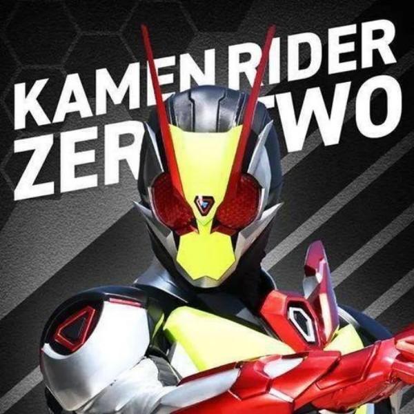 Zero假面骑士零二