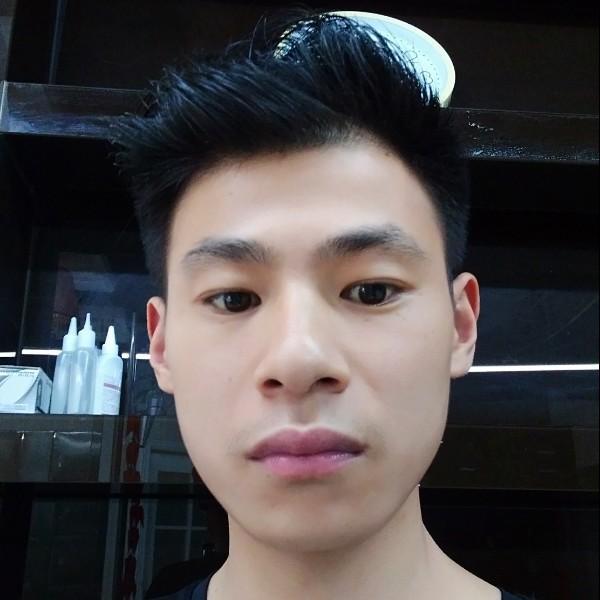 美发课堂杨会长亲传弟子赵治博
