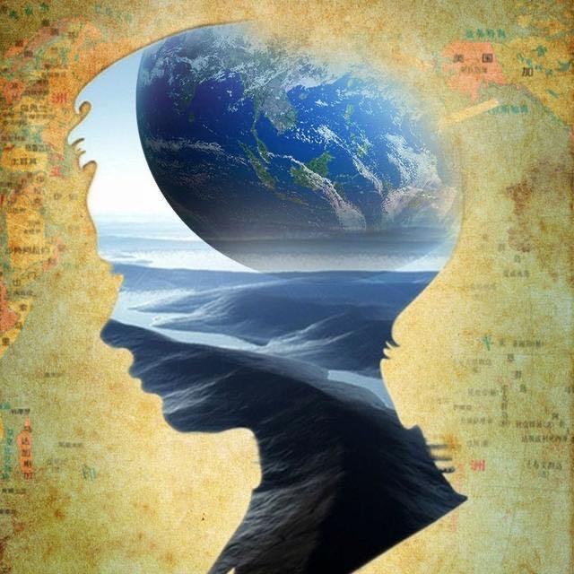 脑洞地理观