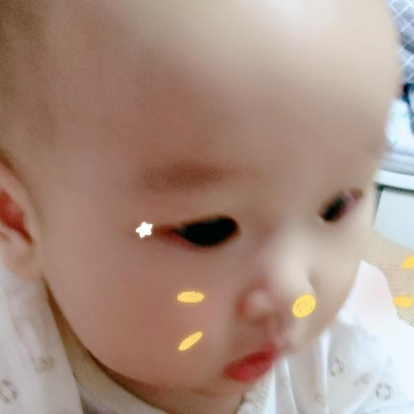 亲亲我的宝贝wo