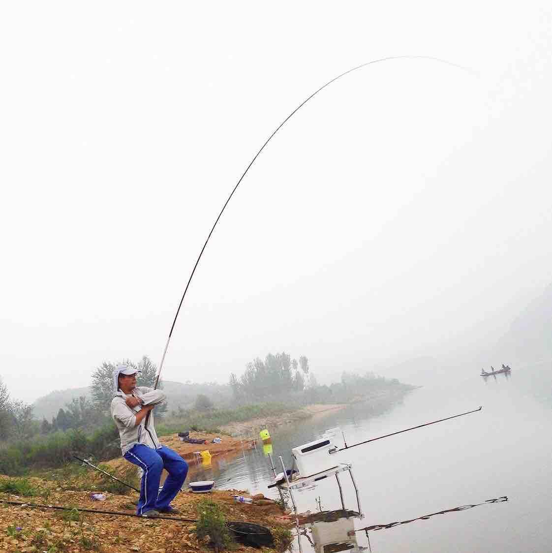 李大本事钓鱼