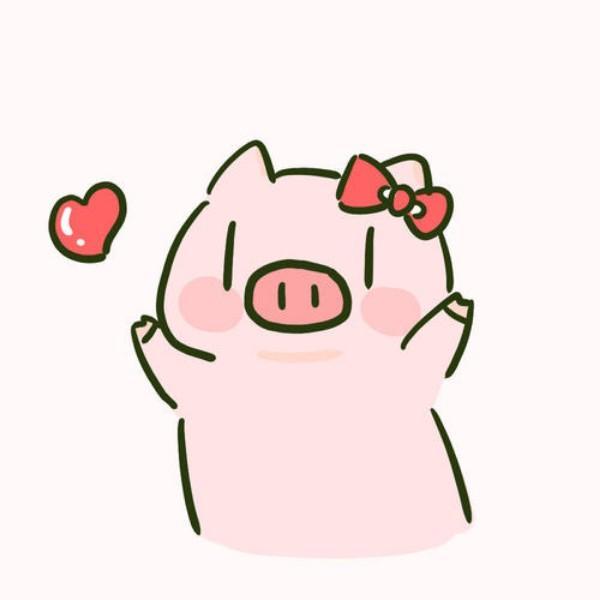 粉色小猪猪8