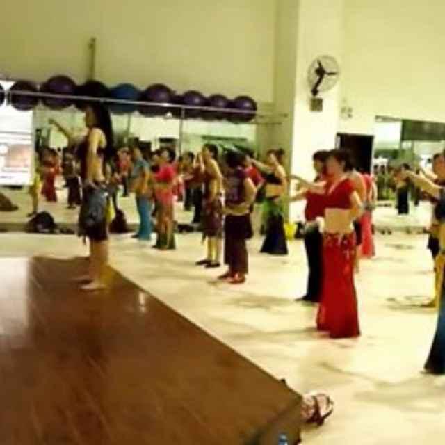 白山瑜伽舞蹈培训___宋林