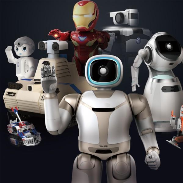 机器人行业领导者