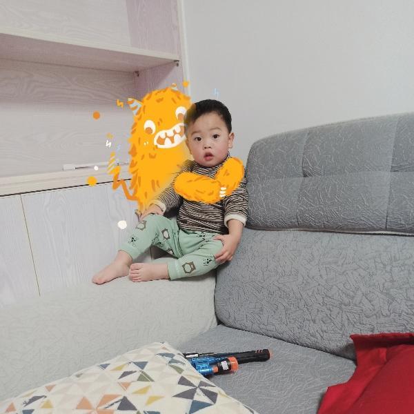 蒋明希宝宝