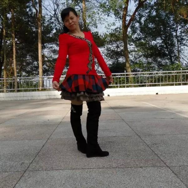 龙川思念广场舞