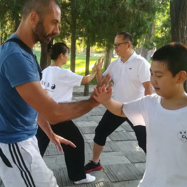 开州四维拳第7代传人