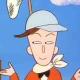 复古小红帽
