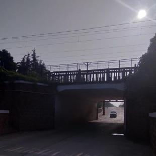 京广铁路长葛段
