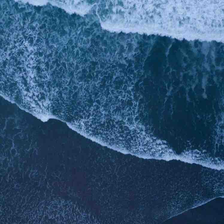 暖了夏天蓝了海淋湿了你